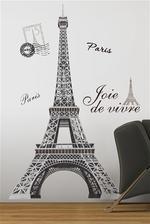 Nástenná dekorace Paris