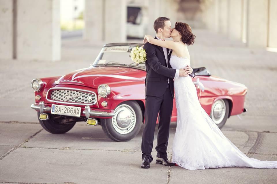 :-) vozím svadobčanov už... - Obrázok č. 1