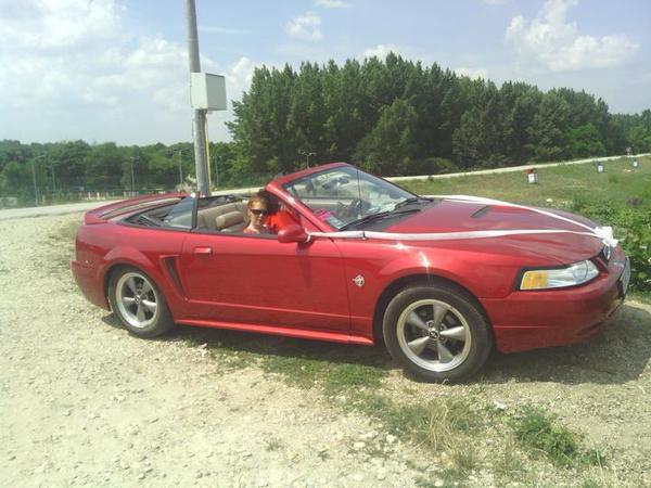 :-) Ford- Mustang-GT-Cabriolet ;-)... - Obrázok č. 2