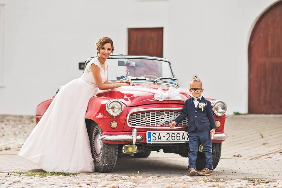 Svadobné auto v rámci... - Obrázok č. 1