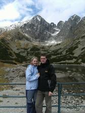 svatební cesta - Vysoké Tatry