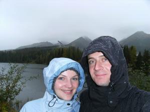 trochu nám tam pršelo :-)