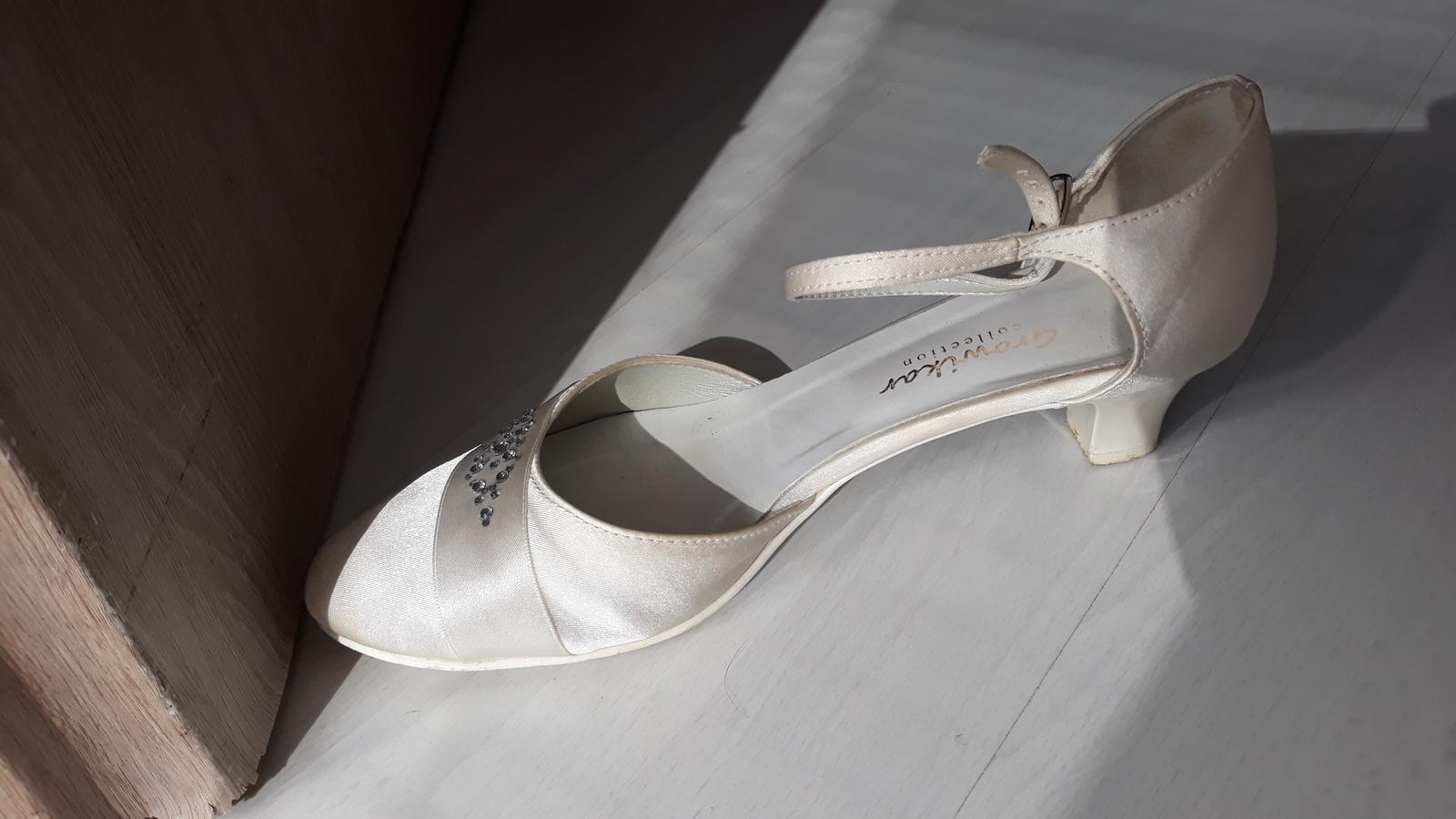 Svadobné topánky growikar - Obrázok č. 2