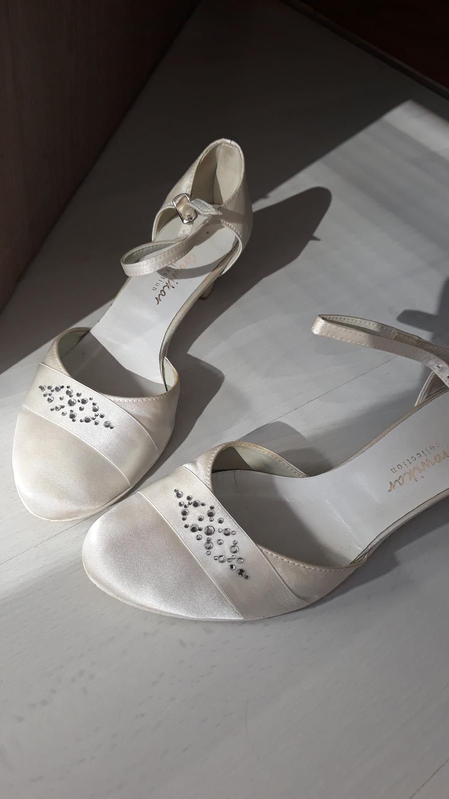 Svadobné topánky growikar - Obrázok č. 4