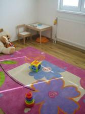 koberec v detskej izbicke