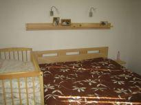 nasa postel z  bukoveho masivu