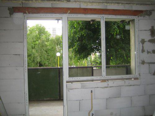 My...rekonstrukcia - vymurovany balkon