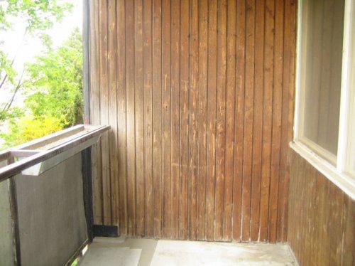 My...rekonstrukcia - ... a balkon
