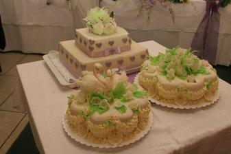 tortičky, mňam a boli tiež krásne