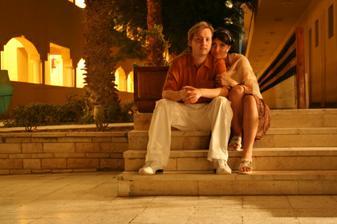 To sme my dvaja na dovolenke v Egypte