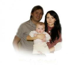 My s našim krstným synčekom