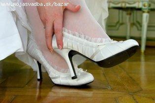 Svadobné topánočky... moje vysnívané...