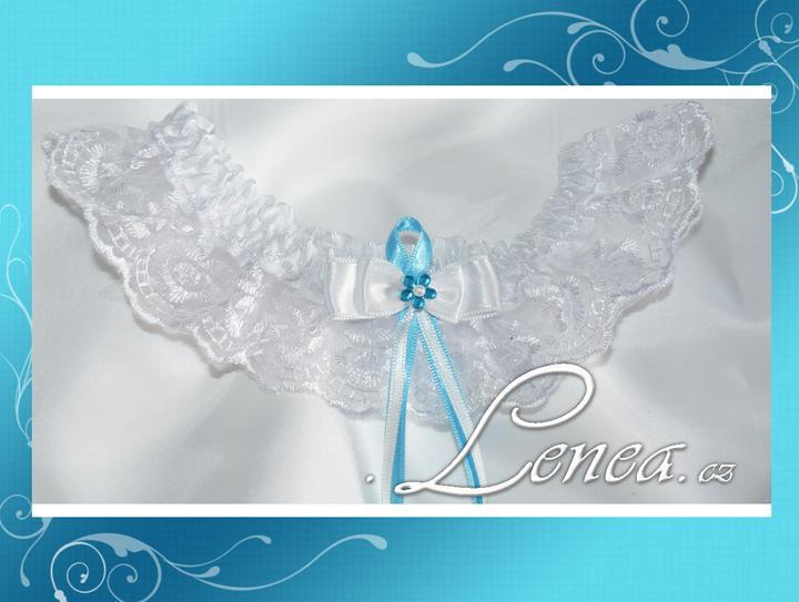 Podvazky pro nevěsty-od novinek po tradici - Obrázek č. 36