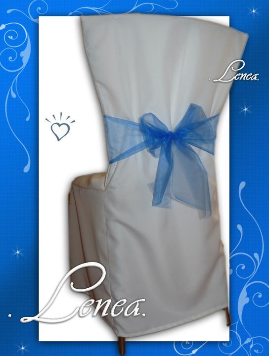 Svatební potahy na židle-zapůjčení,prodej i šití na míru - Obrázek č. 86