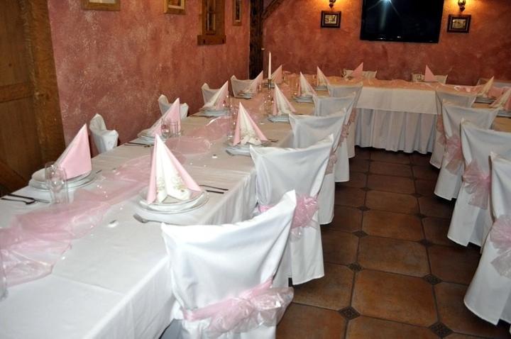 Svatební potahy na židle-zapůjčení,prodej i šití na míru - Obrázek č. 66