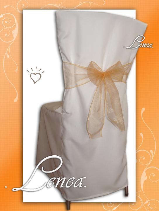 Svatební potahy na židle-zapůjčení,prodej i šití na míru - Obrázek č. 70