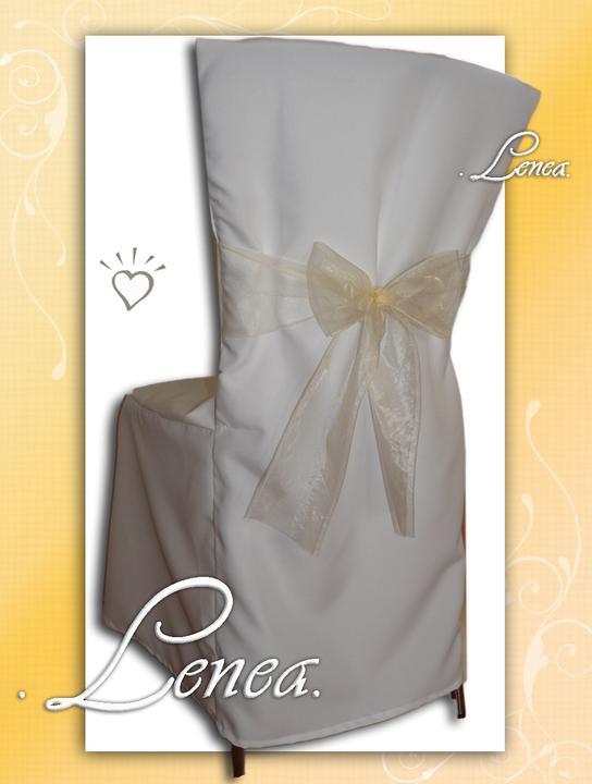 Svatební potahy na židle-zapůjčení,prodej i šití na míru - Obrázek č. 75