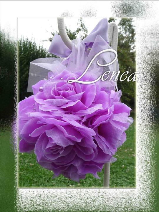 Slavobrána a květinové koule,svícny k zapůjčení - Obrázek č. 19