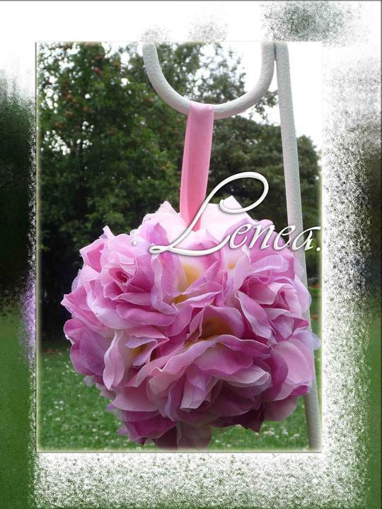 Slavobrána a květinové koule,svícny k zapůjčení - Obrázek č. 20