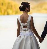 svadobné šaty ROSA CLARA, 38