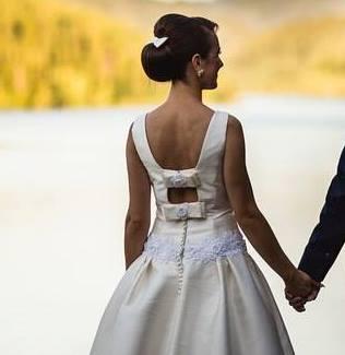 svadobné šaty ROSA CLARA - Obrázok č. 1