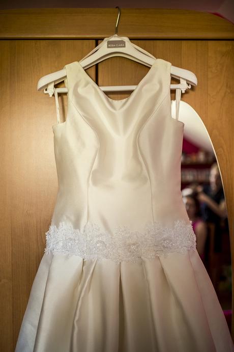 svadobné šaty ROSA CLARA - Obrázok č. 2