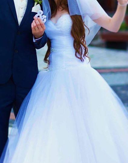 svadobné šaty so Swarovski kamienkami  - Obrázok č. 4