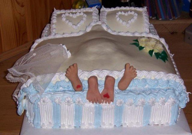 19.09.2009 sa blíži...Zuzka a Peťko - Super torta!!