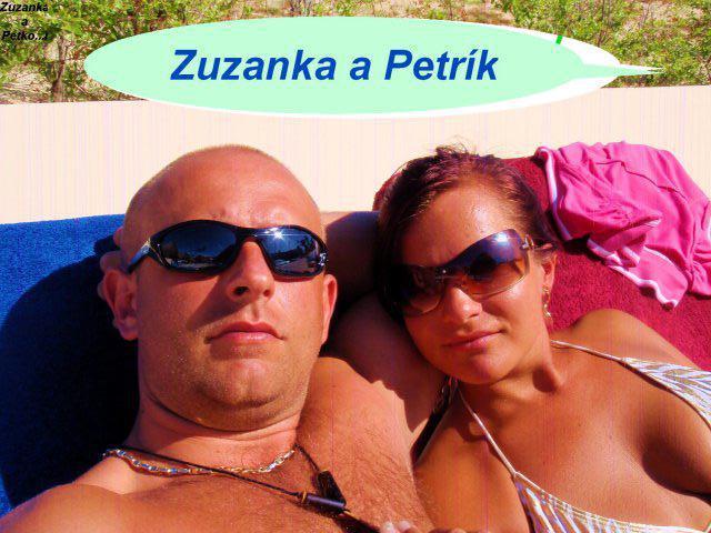 19.09.2009 sa blíži...Zuzka a Peťko - Tak tu nás máte...