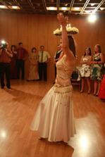 orientalna vlozka: brusny tanec kamosky Lisy