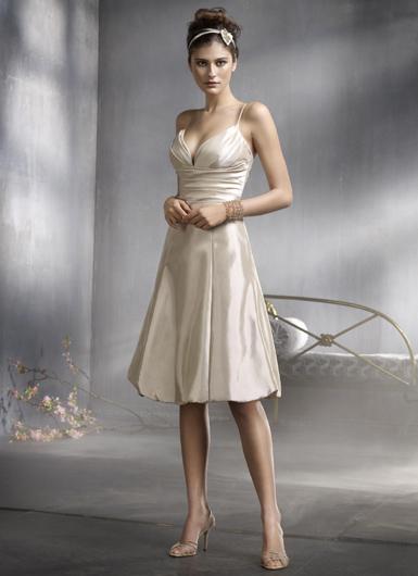 LeTho - pekné šaty ako popolnočné, pekný účes