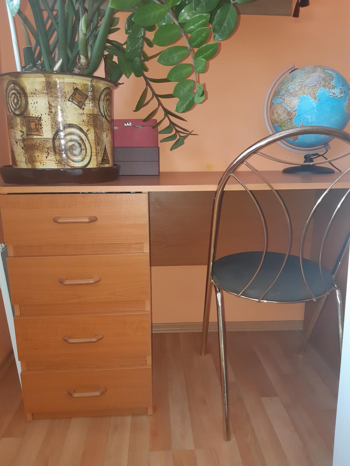Písací stôl - Obrázok č. 3