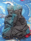 Spoločenské šaty ZAIRA poštovné v cene, 38
