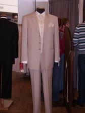 oblek je uz kúpený