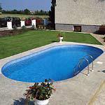 Naše sníčky - bazén