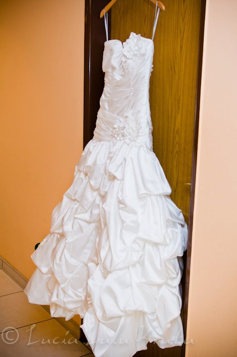 Michaela Múčková{{_AND_}}Michael Bučan - moje krásne šaty :)