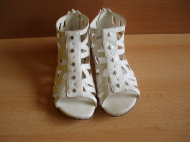 Sandálky - Gladiátorky  - Obrázok č. 1