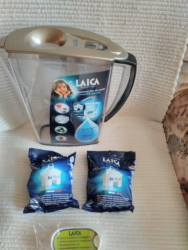 Nepoužívaná filtračná kanvica - Laica - Obrázok č. 1