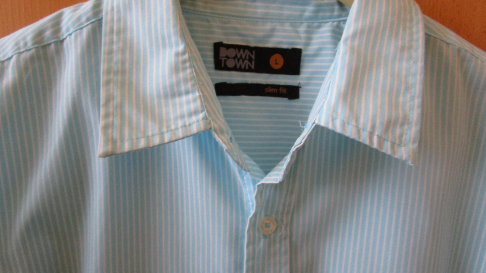 Pánska košeľa - Down Town - Obrázok č. 2