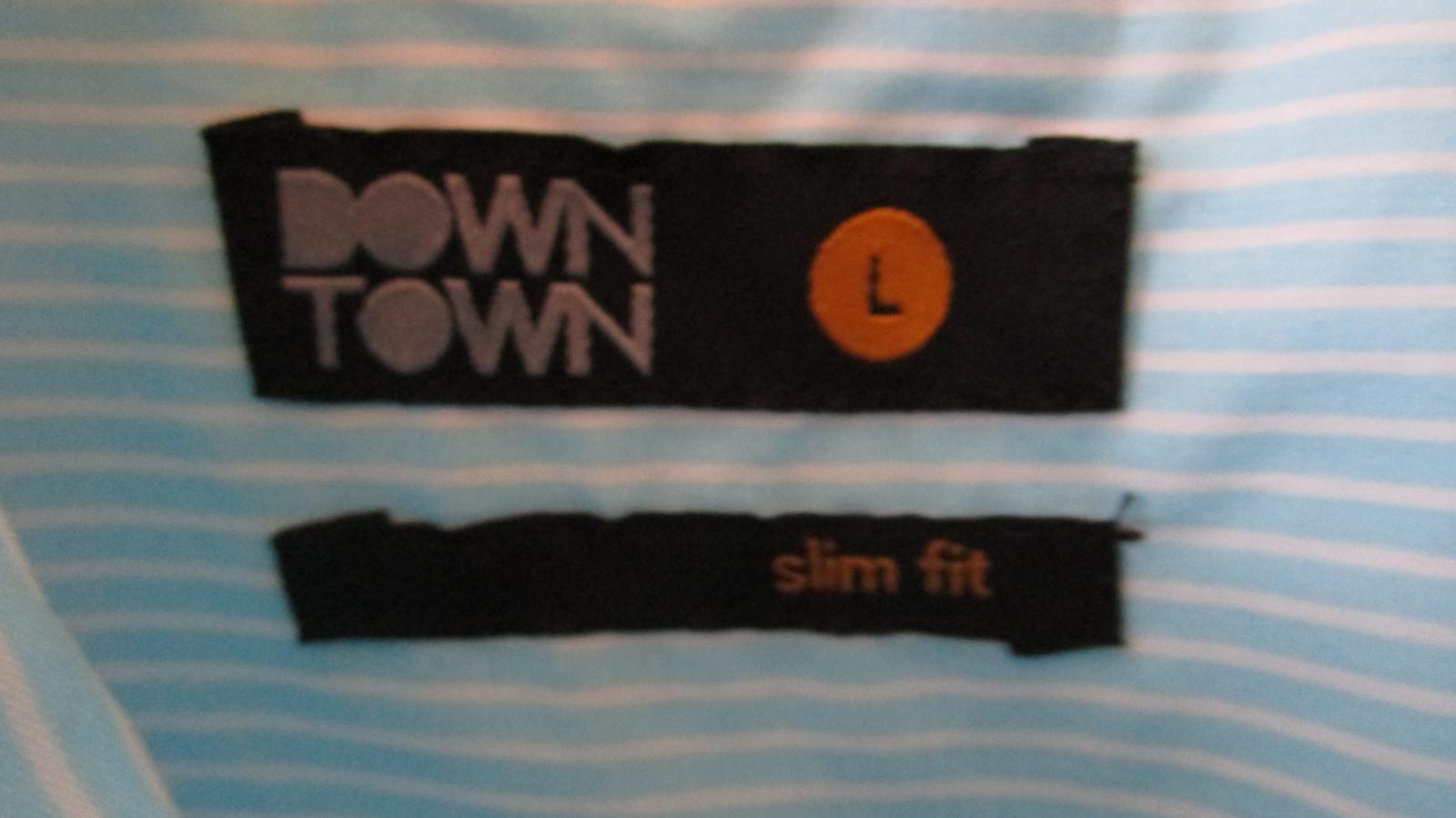 Pánska košeľa - Down Town - Obrázok č. 3