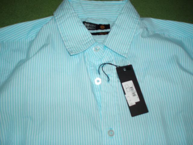 Pánska košeľa - Down Town - Obrázok č. 4