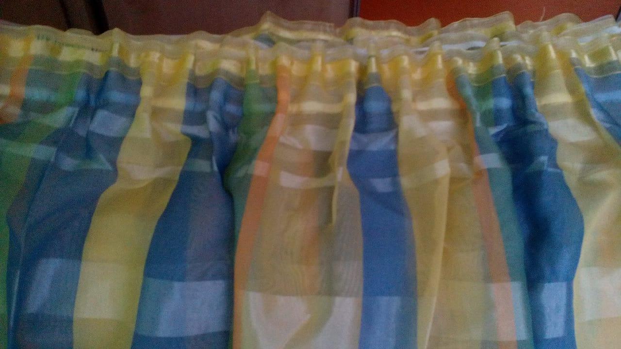 Voalová záclona 150 x 350 - Obrázok č. 1