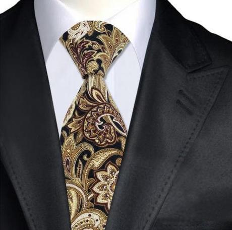 Nenosená kravata - Obrázok č. 2