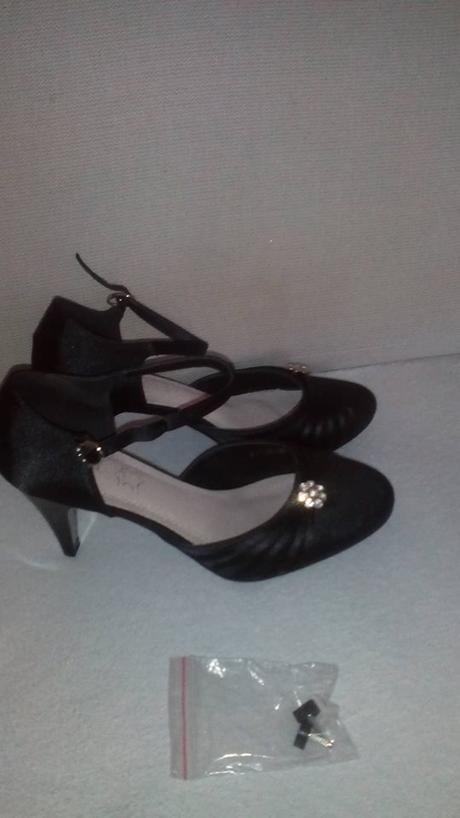 Saténové topánočky - Obrázok č. 2