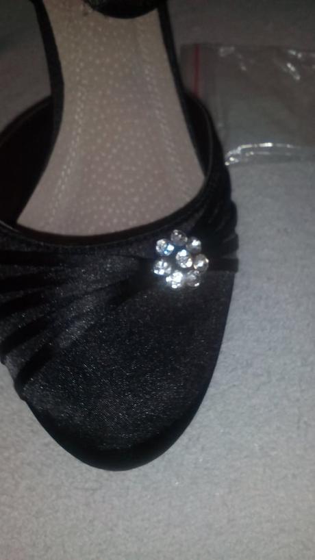 Saténové topánočky - Obrázok č. 3