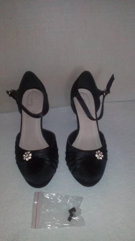 Saténové topánočky - Obrázok č. 1