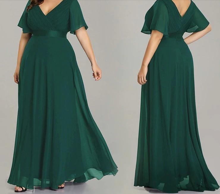 Spoločenské šaty Ever Pretty veľ. 44 - Obrázok č. 1