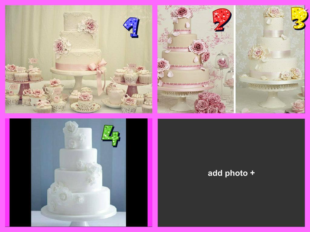 Torta číslo 4, by... - Obrázok č. 1