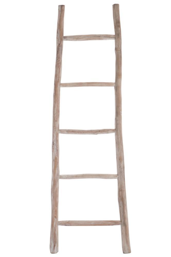 Praktický rebrík v interiéri - drevený rebrík zn. JOLIPA skladom - Obrázok č. 1