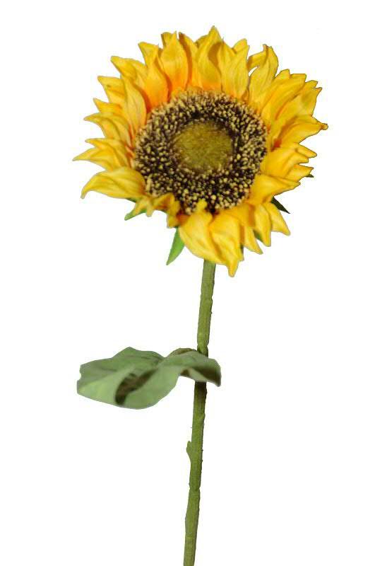 Kytica SLNEČNICE z textilných a sušených kvetov... potešenie z kvetov na dlhú dobu , kyticu aj samotné kvety nájdete v našej ponuke e-shopu - Obrázok č. 3